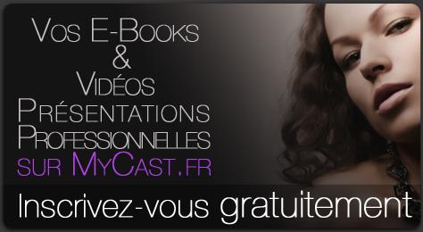 Découvrez votre nouveau portail Casting - Book, vidéos, présentations professionnelles